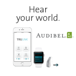 Audibel A4i - Made for iPhone Hearing Aid
